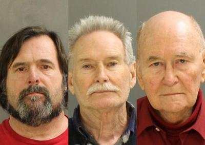 Men charged with open lewdness Long's Park