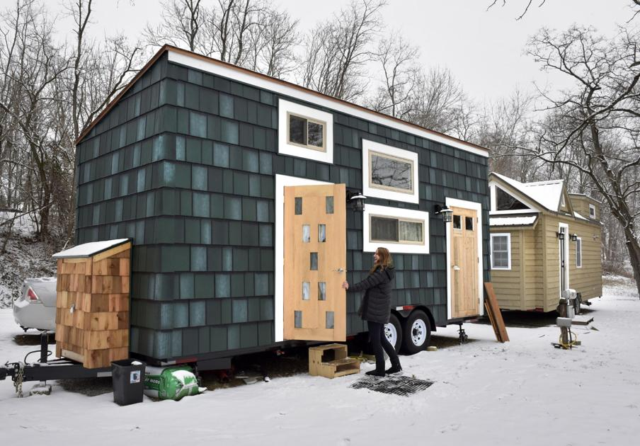 Tiny house resort in the works in Elizabethtown [photos]