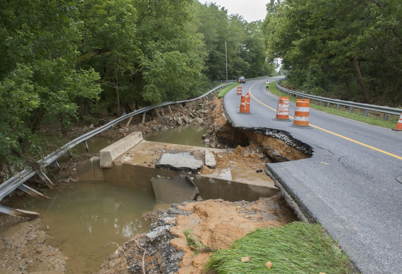 Flooding Aug 31