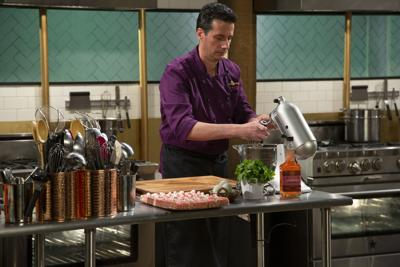 """Chef Cedric Barberet on """"Chopped Sweets"""""""