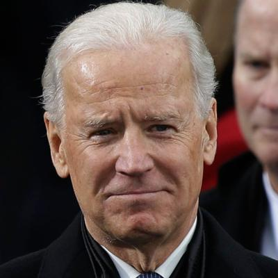 Vice President Biden a bit off course saying he heard Nickel Mines gunshots?