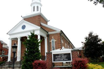 Columbia School District building