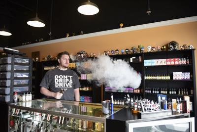 40% tax puts a second vape shop in Lancaster County out of