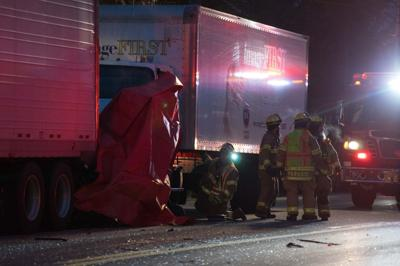 Police identify 23-year-old man killed in 4-vehicle crash on Route
