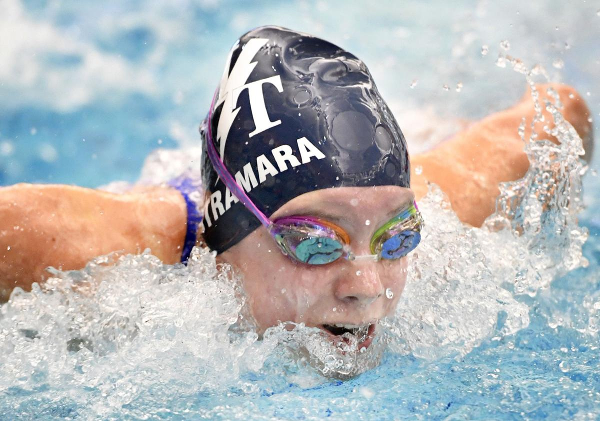 PIAA 3A Swimming & Diving Championships-Day1