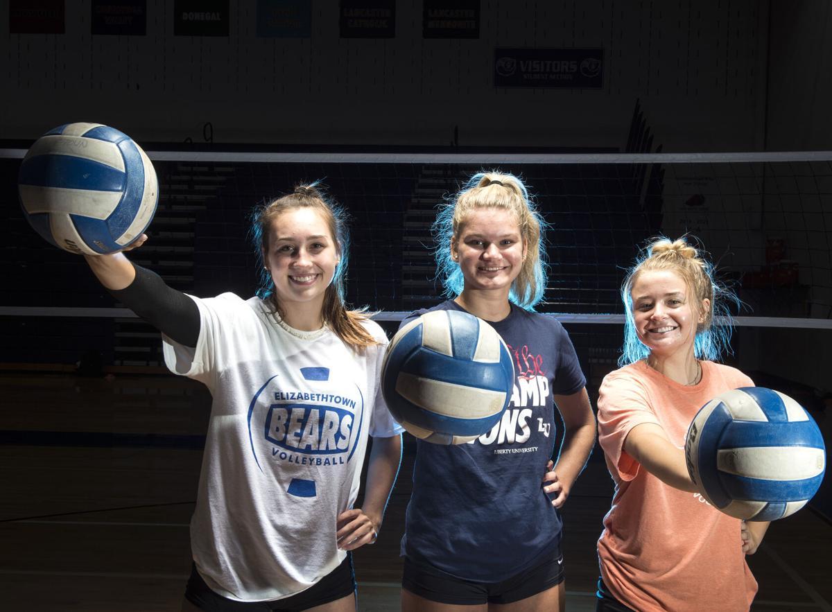 Elizabethtown Girls Volleyball