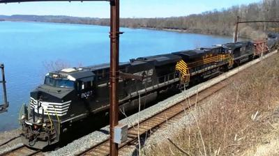 Mile-long trains carrying oil from Canada to Delaware passing through Lancaster County