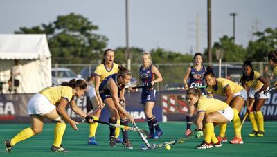 USA vs Brazil PanAm Cup women