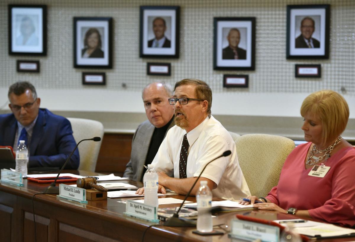 Warwick School Board Meeting