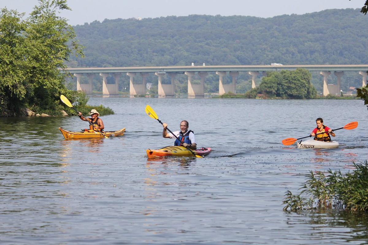 Susquehanna Kayaking