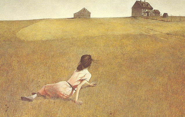You See Andrew Wyeth I See Andy Entertainment