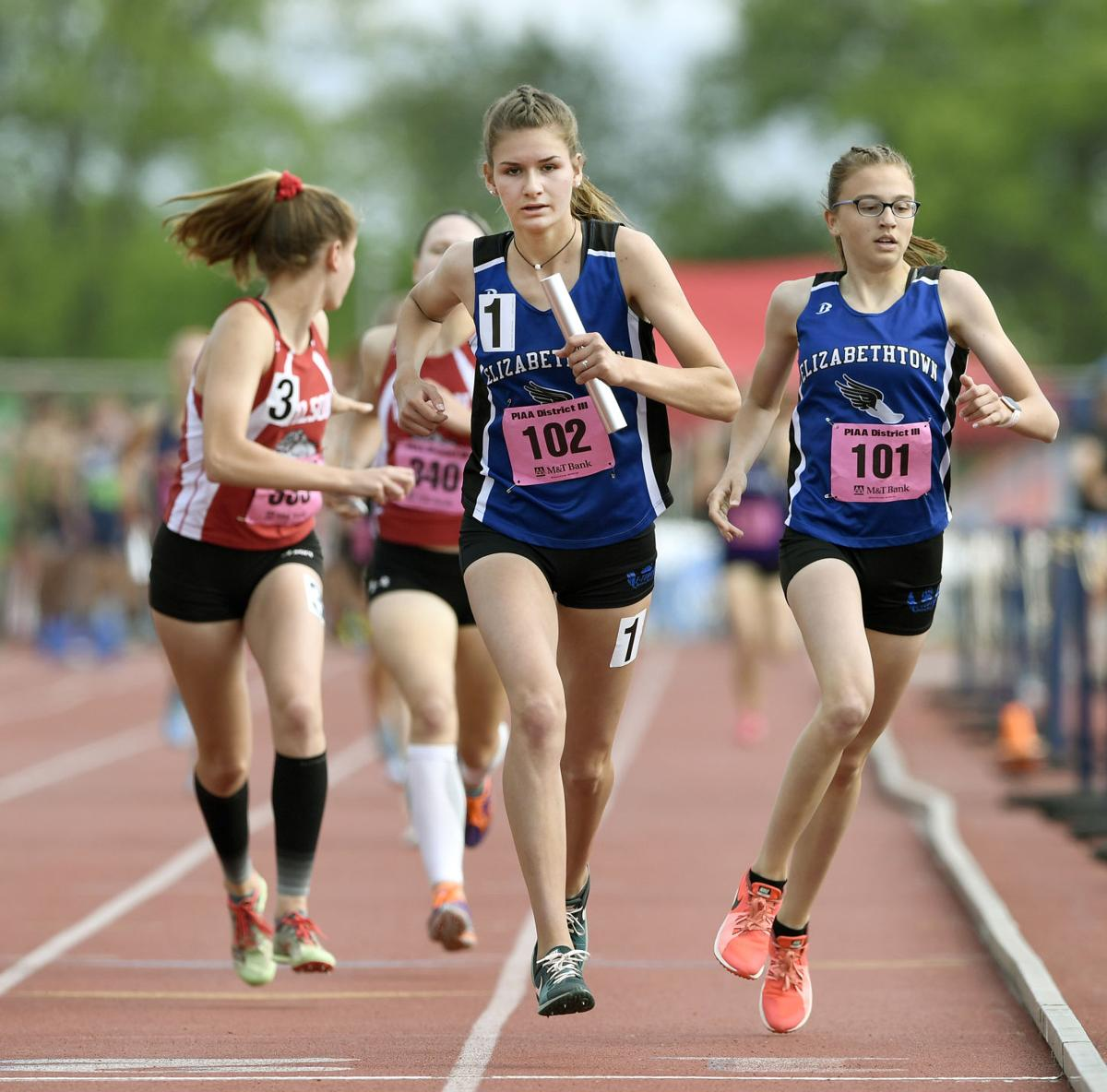 District 3 Track and Field Championships-Day 2