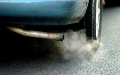 Our dirty air: County back on fed smog list