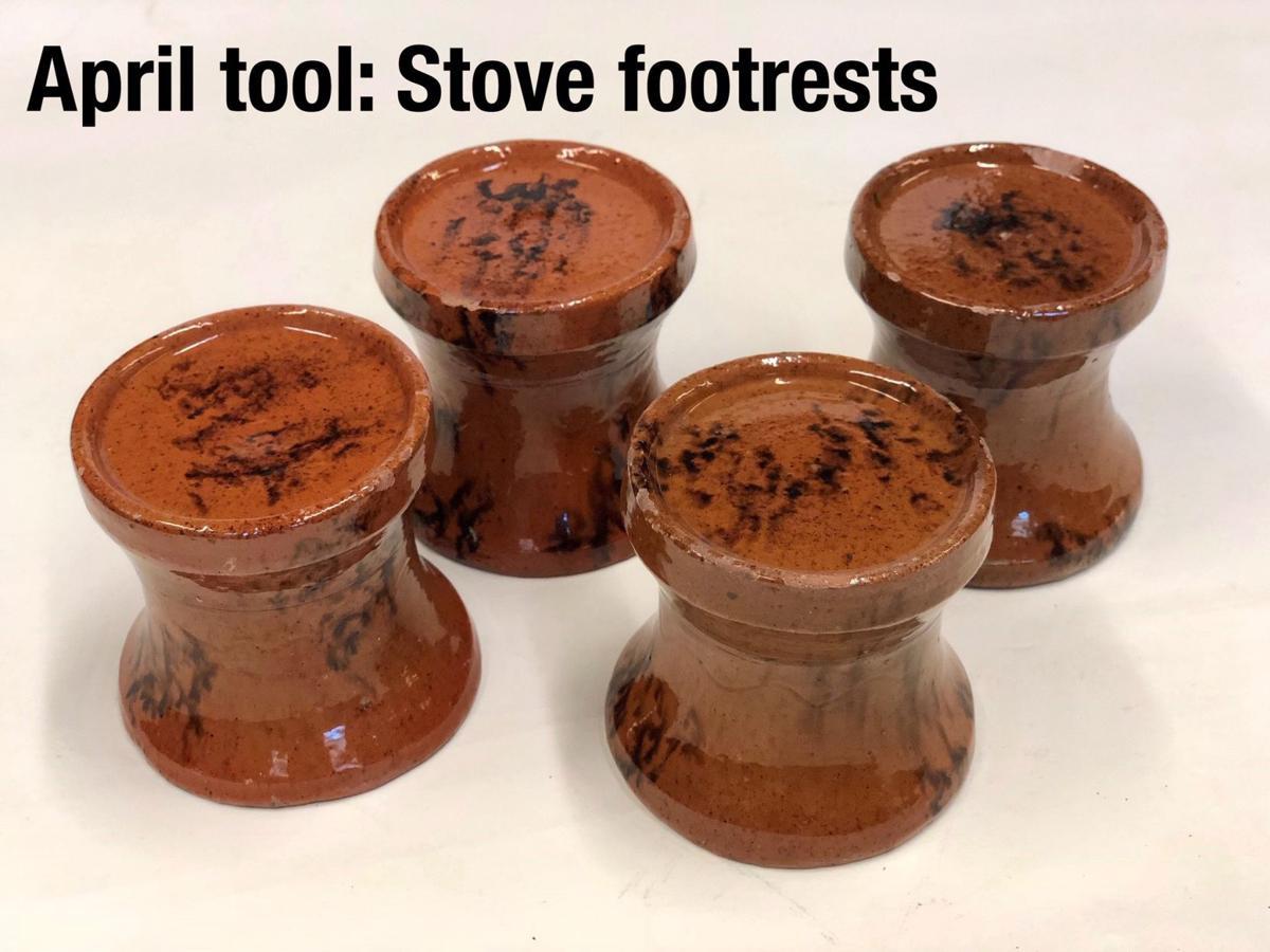 April 2019 tool stove footrests