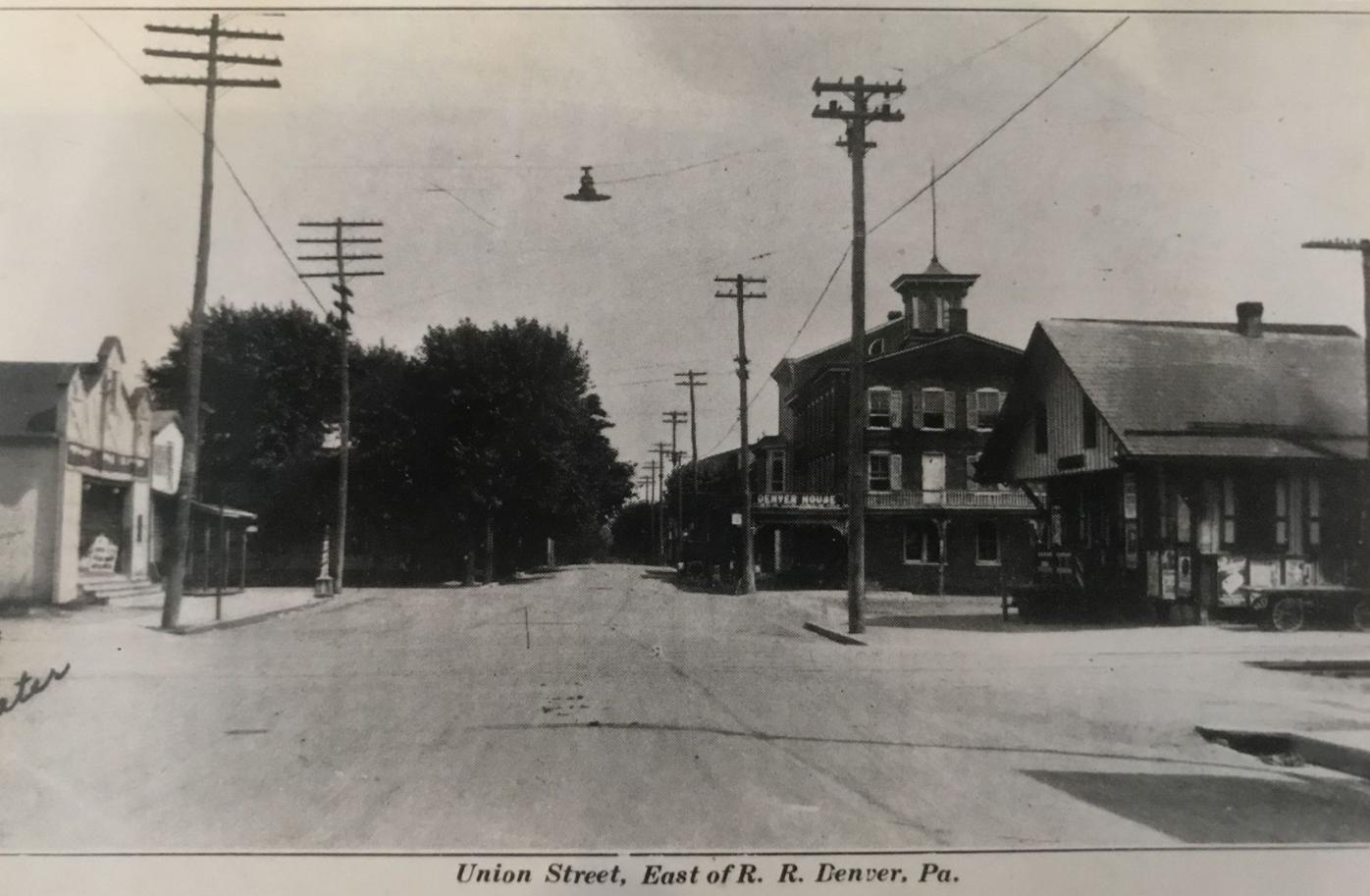 Denver 1911 of train station.jpg