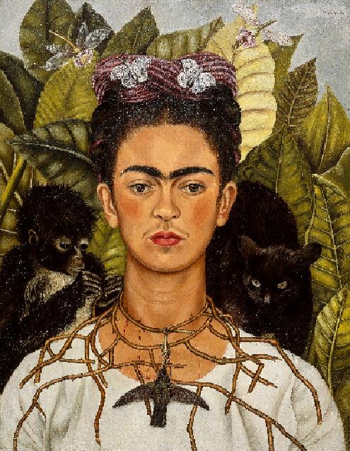 Frida Kahlo at 100
