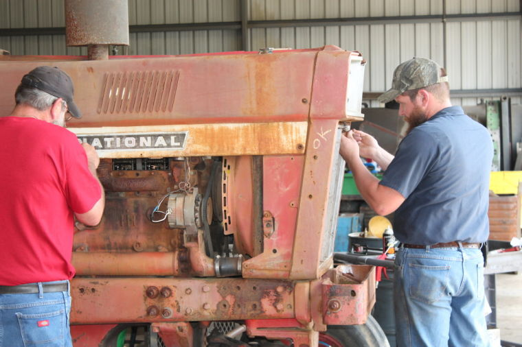 Wengers Of Myerstown >> Myerstown firm harvests tractor parts | Local Business ...