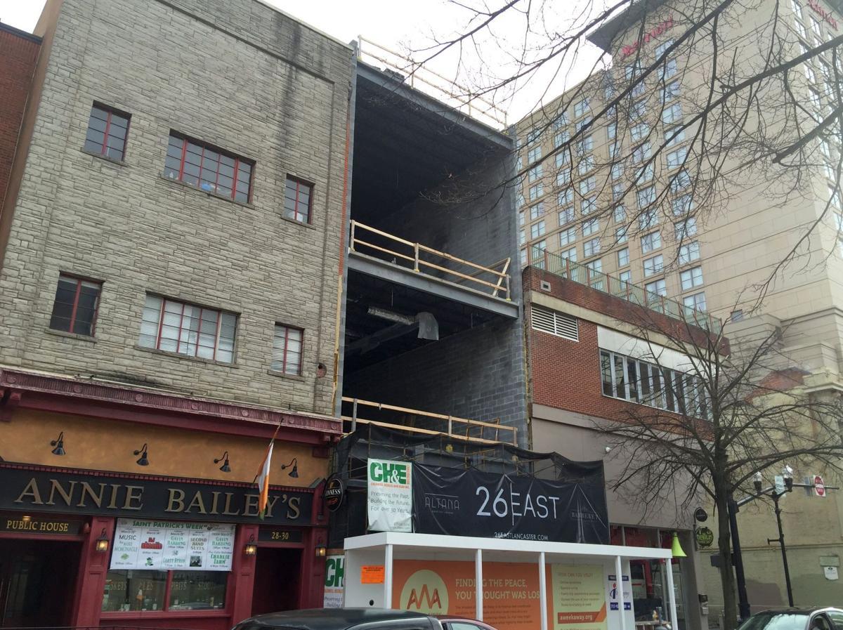 Rooftop Restaurant Lancaster Pa