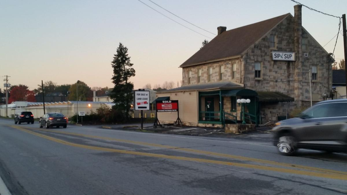 Roseville Tavern and Stauffers