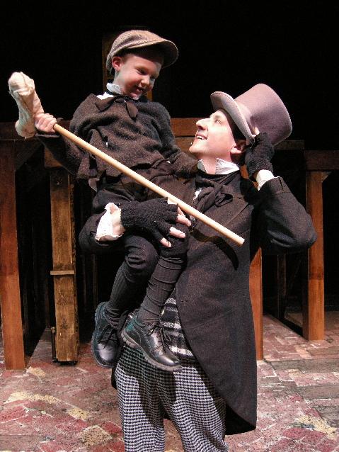 Tiny Tim Christmas Carol.Tiny Tim Lives Entertainment Lancasteronline Com