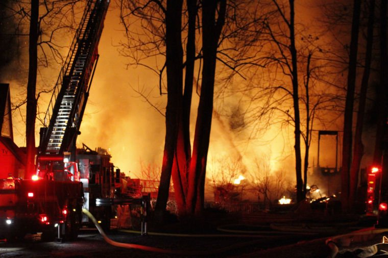 East Cocalico House Fire