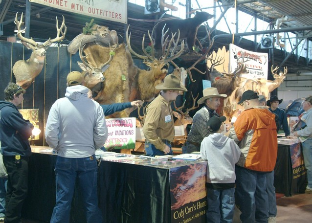 Harrisburg Sportsman Show 2020.Nra Led Great American Outdoor Show Set To Debut Feb 1 9