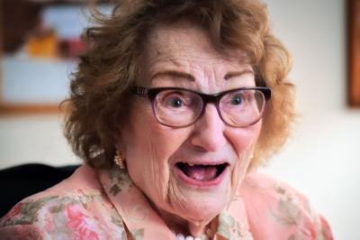 Ickes centenarian 1