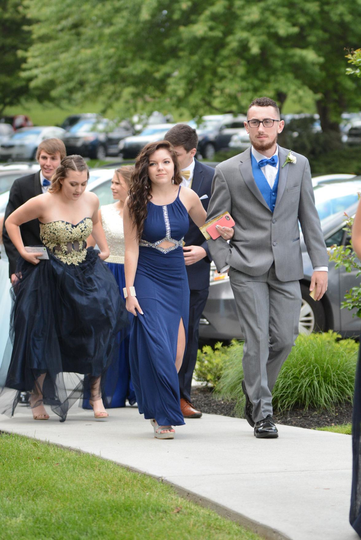 Octorara High School prom 2017