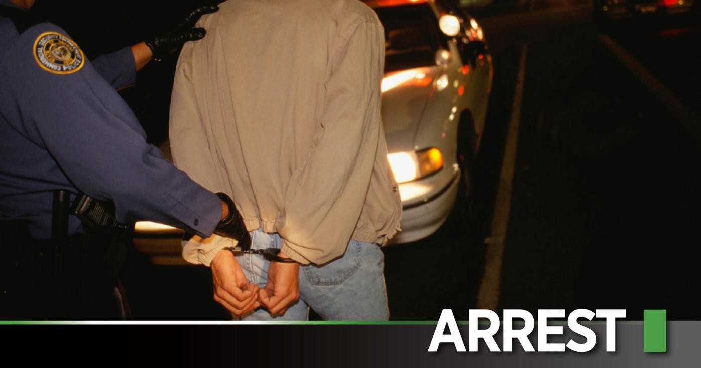 Arrest logo 2
