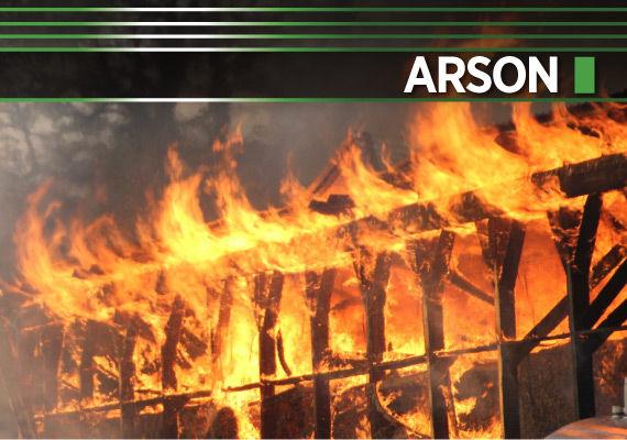 Arson logo