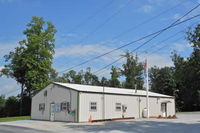 Eden Township building