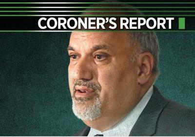 Coroner's report logo