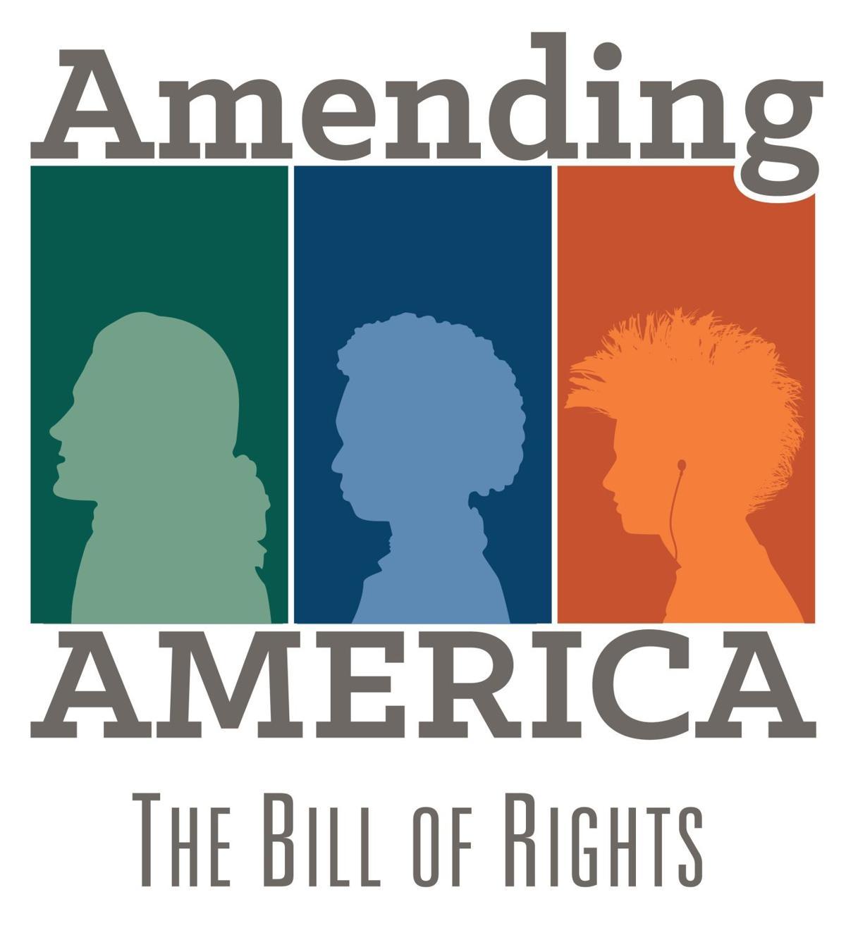 Amending America logo
