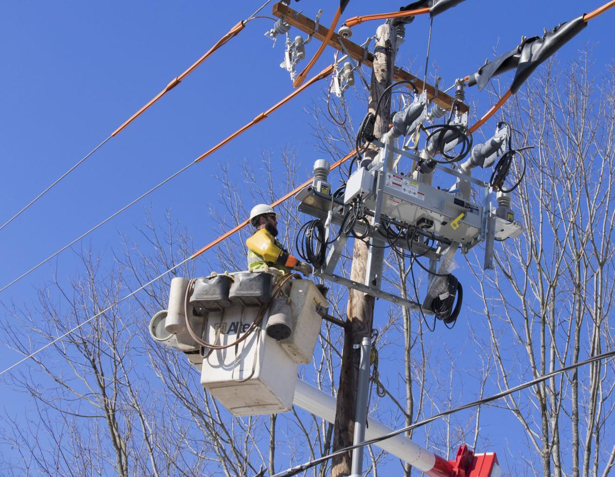 Power Grid Project In Lancaster City Will Cause Temporary