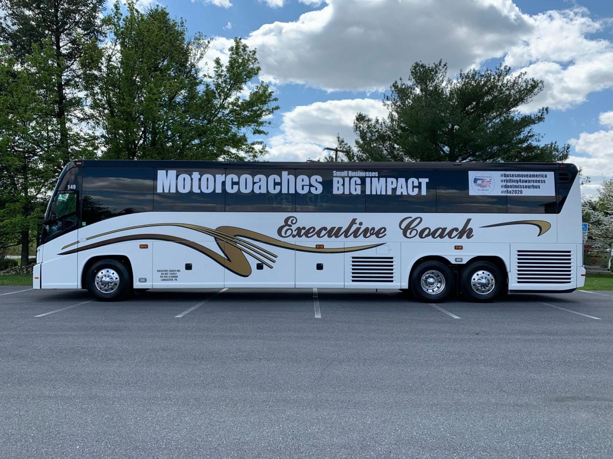 Executive Coach DC Rally May 2020