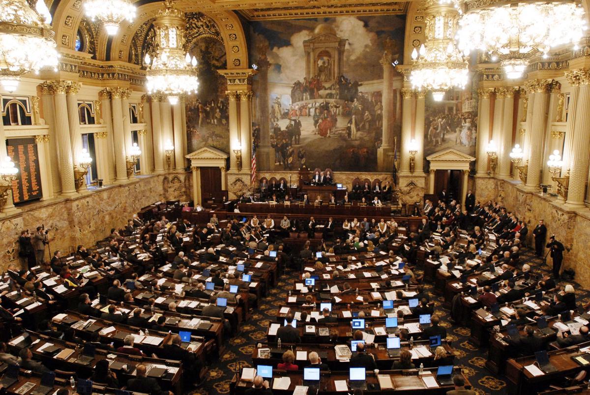 Pennsylvania state legislature