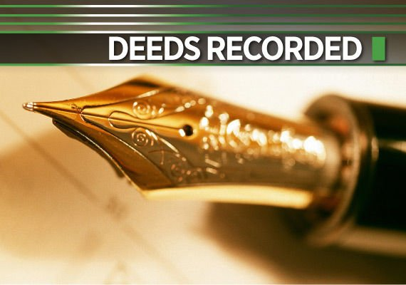 Deeds recorded logo