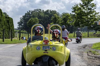 Strasburg Scooters