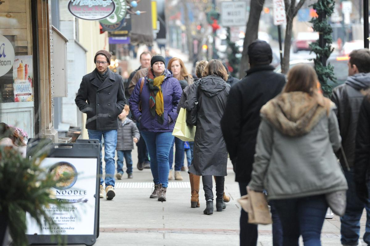 Shoppers find downtown Lancaster's eclectic shops the place to be on