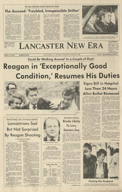 1981 front page