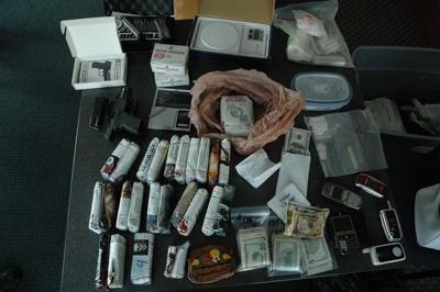 drugs forfeiture