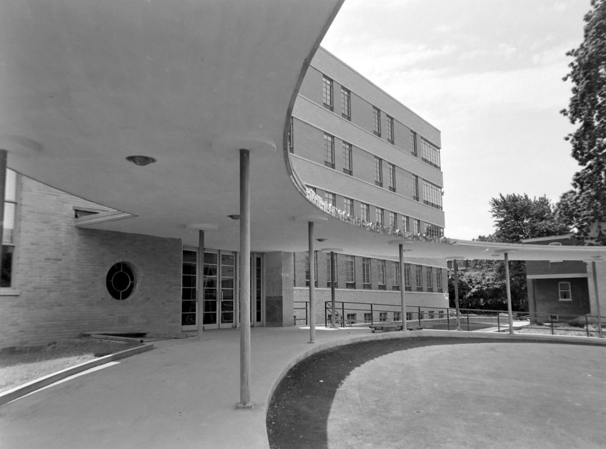Exterior: Lancaster General Hospital Turns 125 This Year; See Its