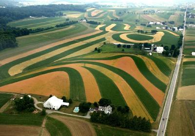 Farmland preservation at crossroads