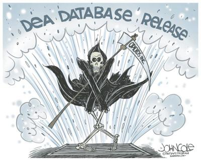 DEA cartoon