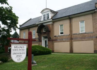 Solanco School District building