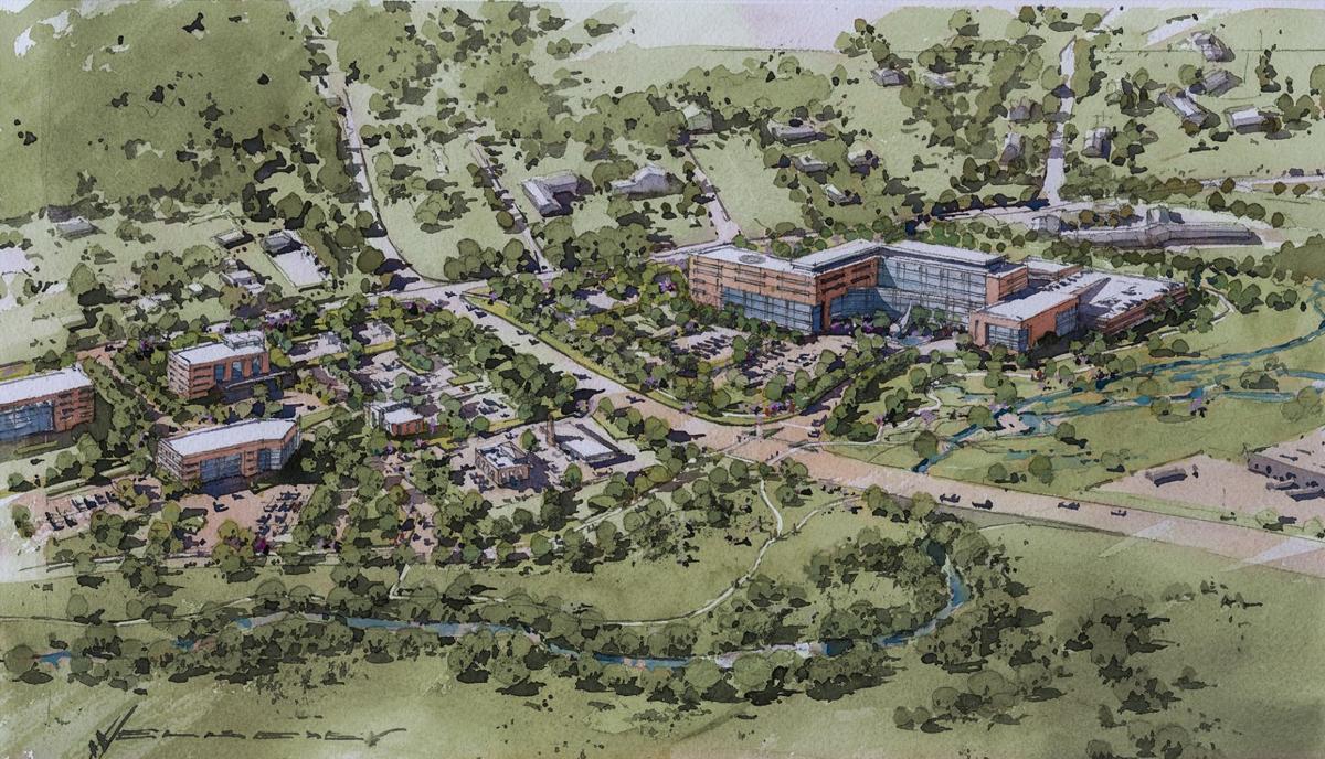 east hempfield township hospital sketch plan