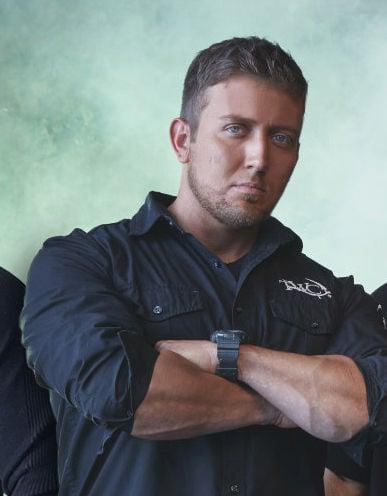 Chris Smith ghost hunter