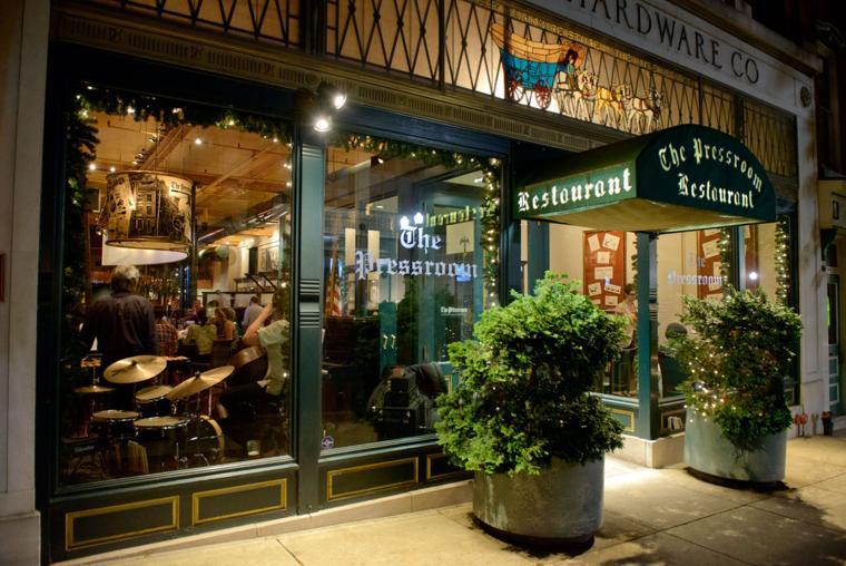 The Pressroom Restaurant Lancaster Pa