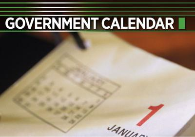 Government calendar logo
