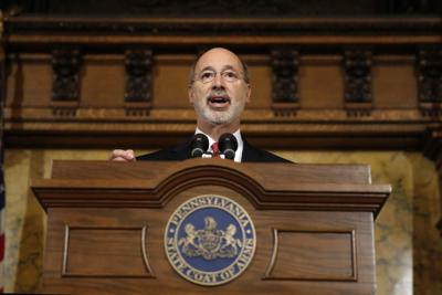 Pennsylvania Budget Gov. Tom Wolf 12-29-15